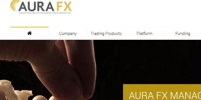 Aura FX Scam
