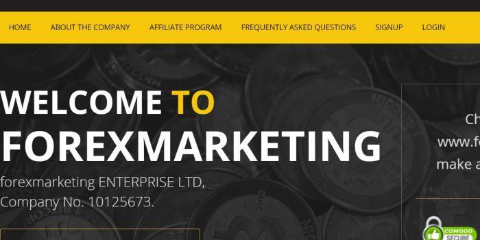 Forexmarketing Review