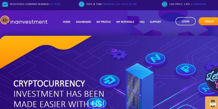 Ainainvestment Review