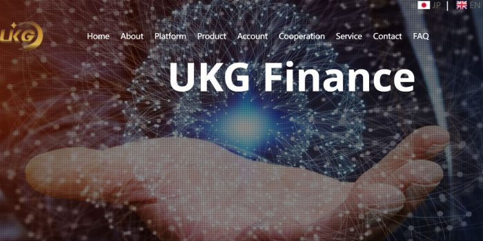Ukgforex Review