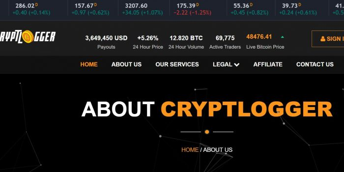 Cryptologger Review