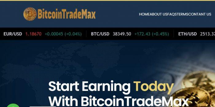 Bitcointrademax Review