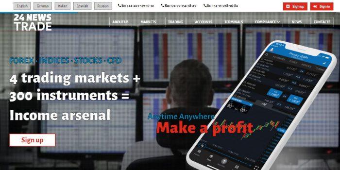 24News Trade Review