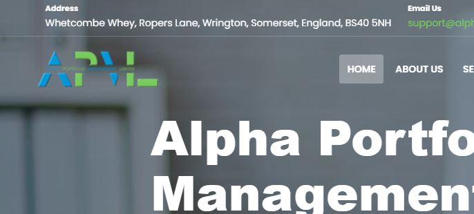 Alpha Portfolio Management Limited