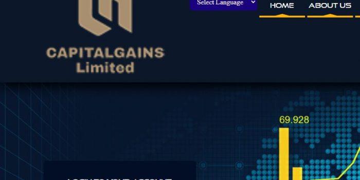 Capital Gain Ltd Review