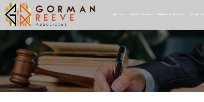 Gorman Reeve Associates Review