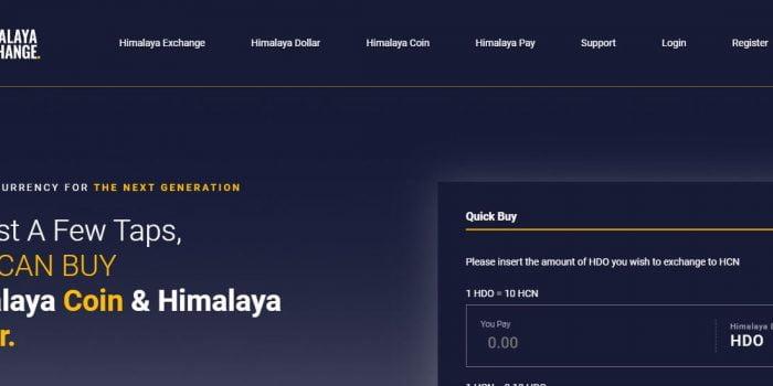 Himalaya Exchange Review