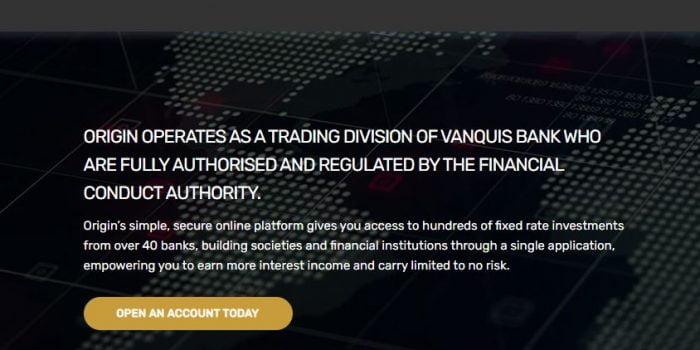 Origin Capital Group Review