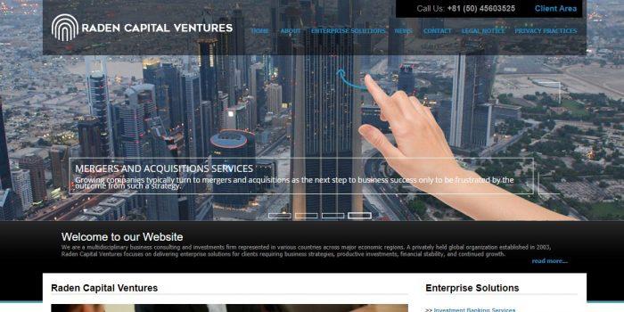 Raden Capital Ventures
