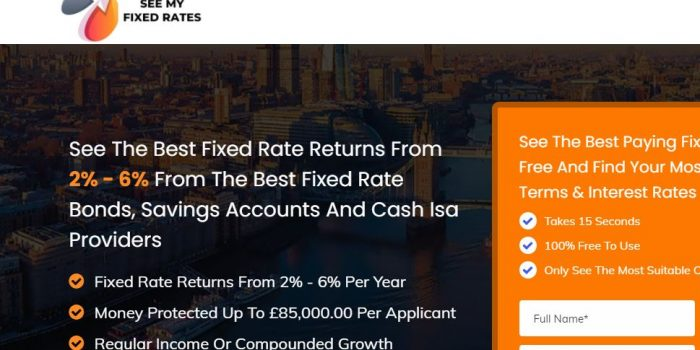 See My Fixed Rates Review