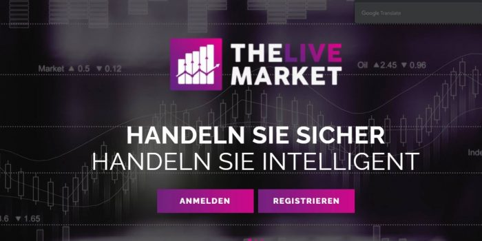 The Live Market Review
