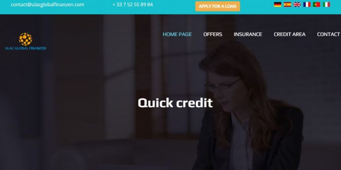ULAC Global Finanzen