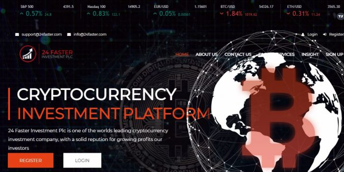 24 Faster Investment Plc Review