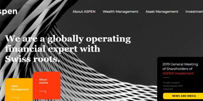 Aspen Investment Review