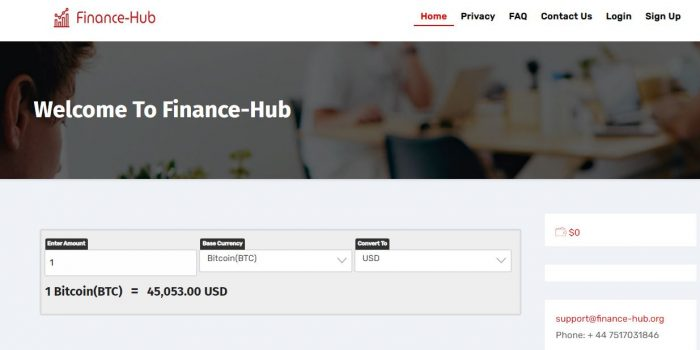 Finance-Hub Review