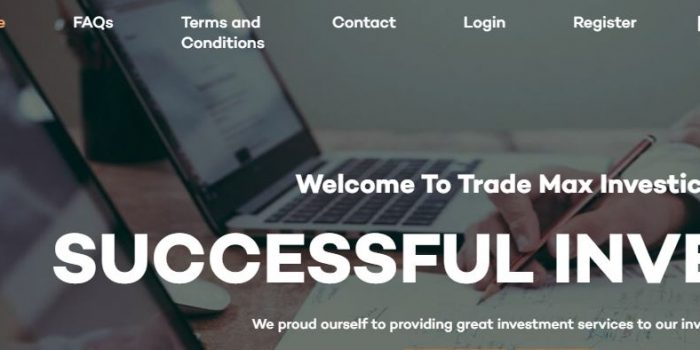 Trade Max Investic Review